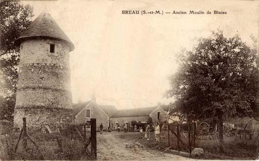 Moulin Biseau