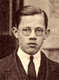 Fred en 1929