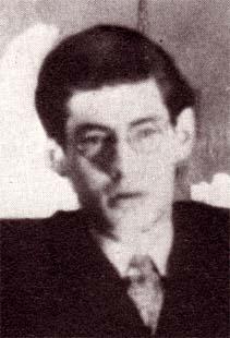 Fred en 1930