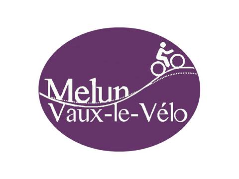 logo Melun Vaux-le-Vélo
