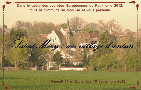 carte postale JPE St-Méry 2012