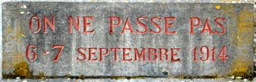 base du monument