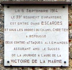 2e plaque