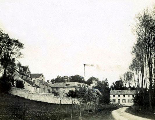 le bas de Trois-Moulins