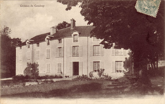 CPA château du Coudray