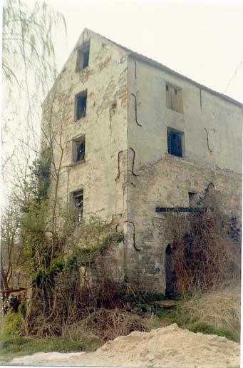 moulin du milieu
