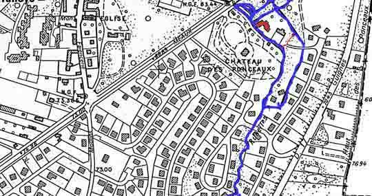 Plan de trois moulins 1988 for Plan de moulins